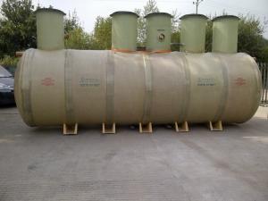 Super Septic Tank