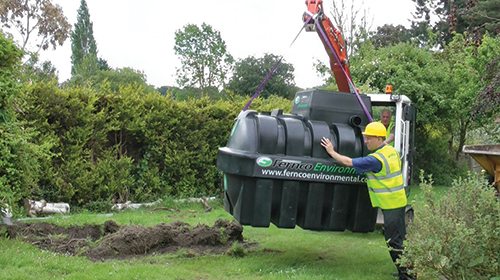 Rainwater Recovery and Harvesting Systems