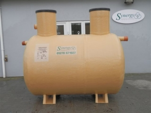 Synergy Robusta Low Profile Septic Tank
