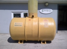 Synergy Robusta 4600 Litre Low Profile Chemical Storage Tank