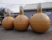 Spherical Septic Tank