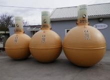 Spherical Septic Tank